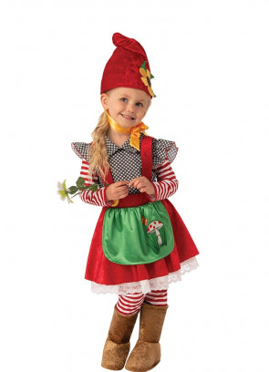 Garden Gnome Girl