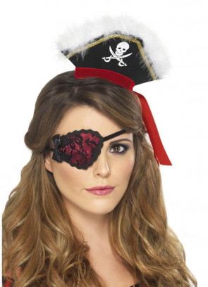 Pirate Eyepatch (Lace)