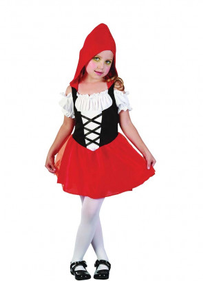 Red Riding-Hood Sweetie (Toddler) Costume