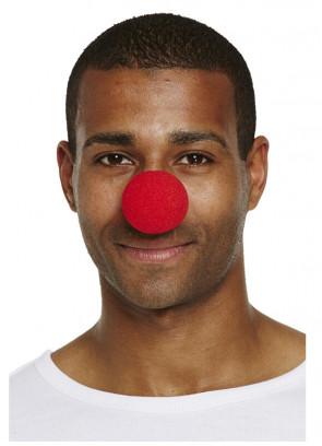 x24 Red Sponge Noses