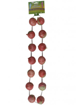 Red Onion Garland - Frenchman 120cm