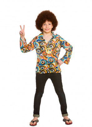 Retro Hippie Shirt