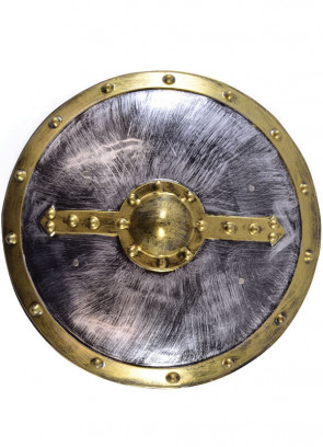 Round Warrior Shield