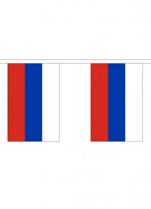 Russia (9m) Bunting