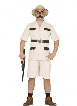 Safari Mens Costume - Intrepid Explorer