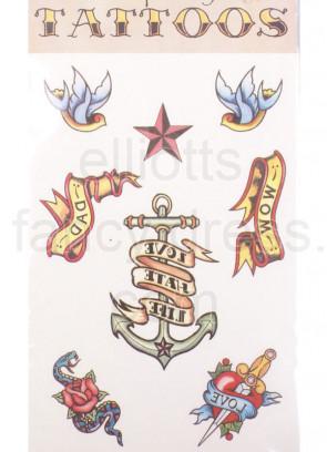 Tattoos (Sailor)