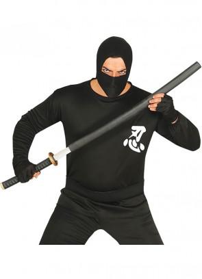 Realistic Ninja Samurai Sword with Sheath 100cm