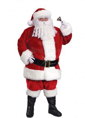 Professional Quality XXL Santa Suit