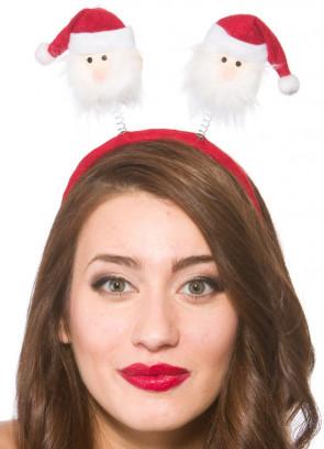 Santa Boppers - Headband