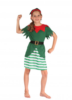 Santa Helper (Elf Girl)