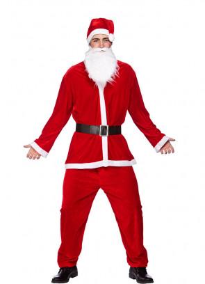 Santa (Velvet) Costume