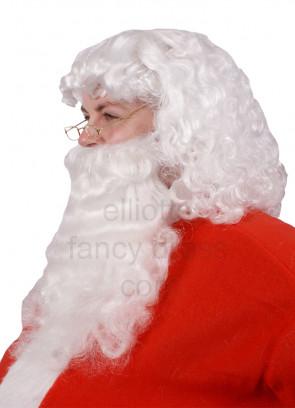 Santa Beard and Wig