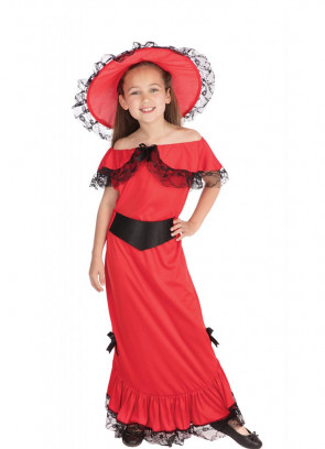 Scarlet Girls Costume