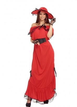 Scarlet Costume