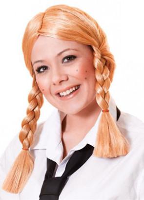 Plait Wig Blonde
