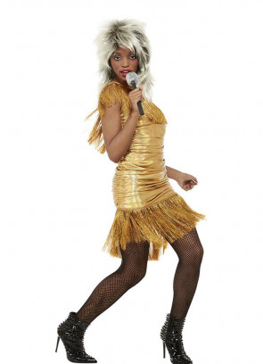 Simply the Best Legend Tina Turner Costume