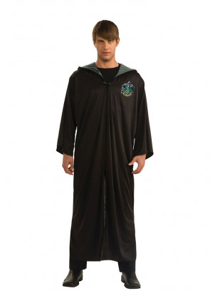 Slytherin Robe - Harry Potter - Adult Costume