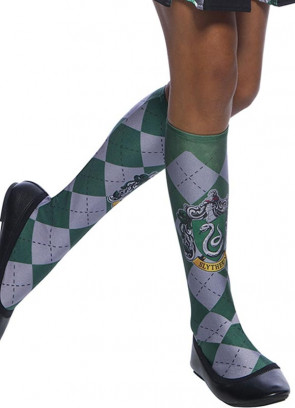 Slytherin Socks - Harry Potter