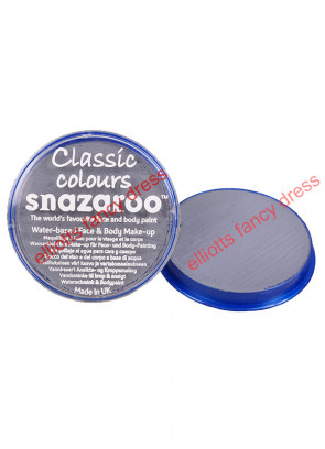 Snazaroo Dark Grey Face Paint 18ml