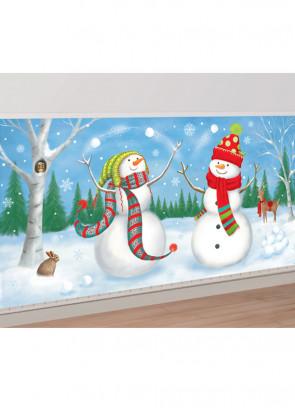 Snowmen Scene Setter