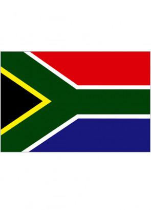 South Africa Flag 5x3