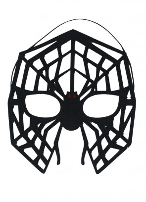 Basic Spiderman Mask