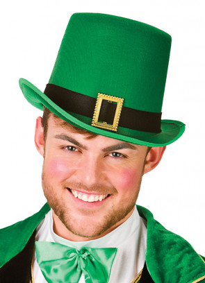 Leprechaun Tapered Top Hat