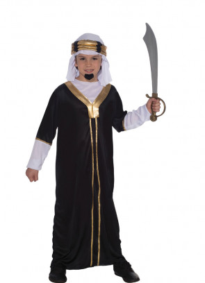 Arab Sheik Sultan Costume