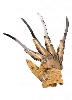 Supreme Metal Freddy Krueger Glove