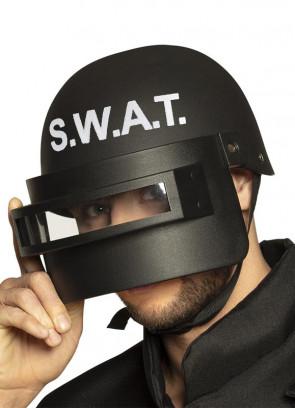 SWAT Police Helmet - Adult