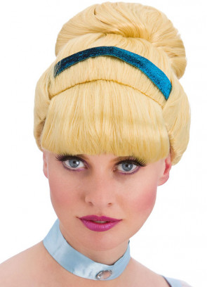 Sweet Cinders Blonde Wig