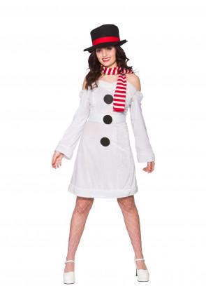 Sweet Snowman Costume