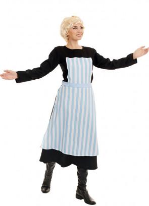 Swiss Nanny (Sound of Music) Costume