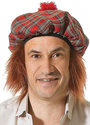 Tam O' Shanter With Ginger Hair (Scots St Andrews)