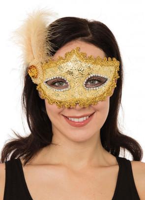 Rosa Eye Mask
