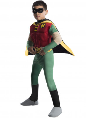 Teen Titans Robin Costume