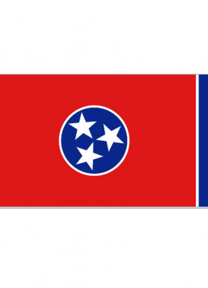 Tennessee Flag ( USA ) 5x3