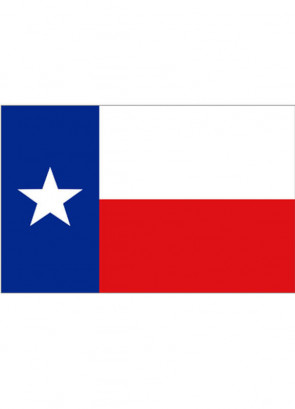 United States -Texas Flag - US State 5x3