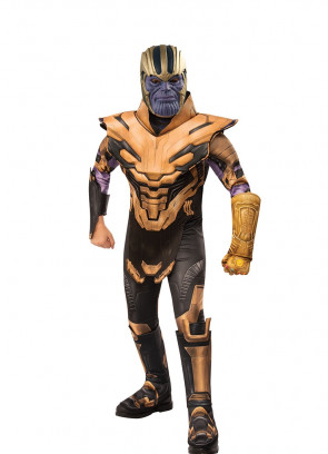 Deluxe Thanos – Marvel – Endgame – Kids Costume