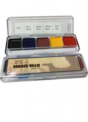 The Ultimate Bruised Willis Palette (Alcohol Activated)