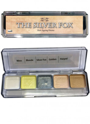 The Ultimate Silver Fox Palette (Alcohol Activated)