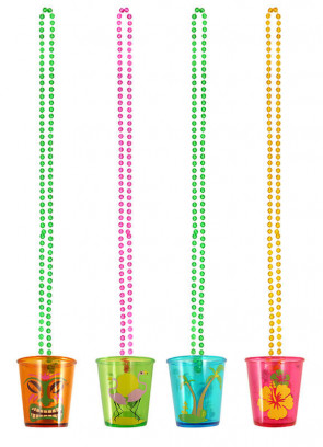 Hawaiian Shot Glass (Quantity one)