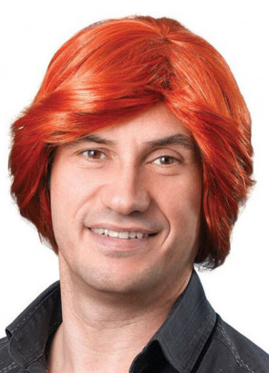 Tony Ginger Wig