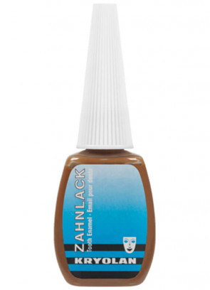 Kryolan Tooth Enamel - Brown 12ml
