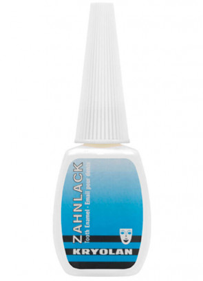 Kryolan Tooth Enamel 12ml (White)