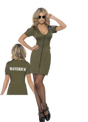 Top Gun Maverick Dress Costume