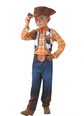 Toy Story - Classic Boys Woody Costume