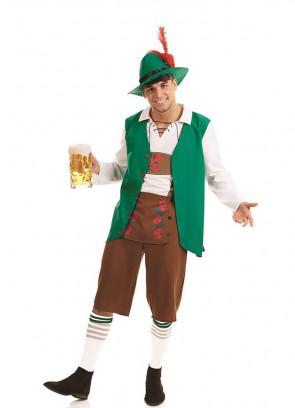 Traditional Bavarian Man