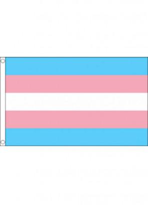 Transgender Pride Flag 5x3