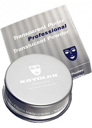 Kryolan Make-Up-Setting Translucent Powder TL1 Clear 60g
